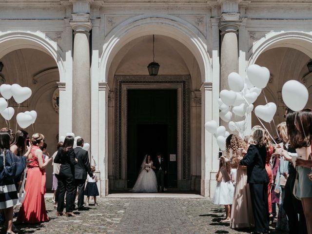 Il matrimonio di Lorenzo e Giulia a Roma, Roma 38
