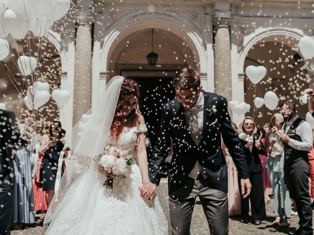 Il matrimonio di Lorenzo e Giulia a Roma, Roma 39
