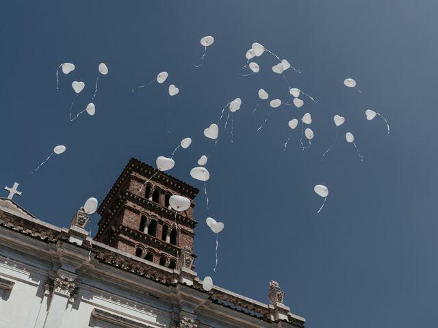 Il matrimonio di Lorenzo e Giulia a Roma, Roma 40