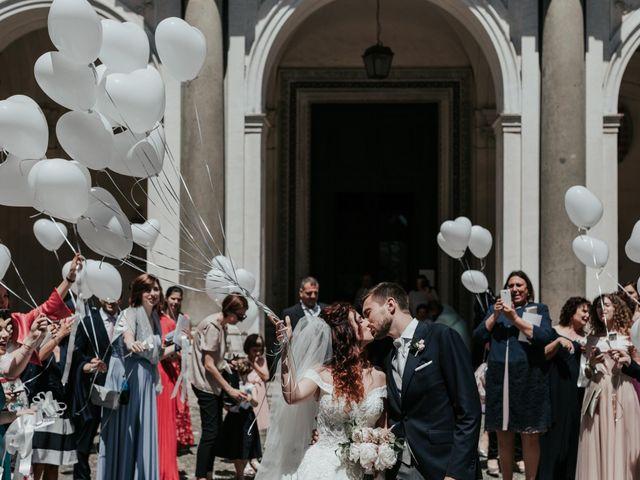 Il matrimonio di Lorenzo e Giulia a Roma, Roma 41