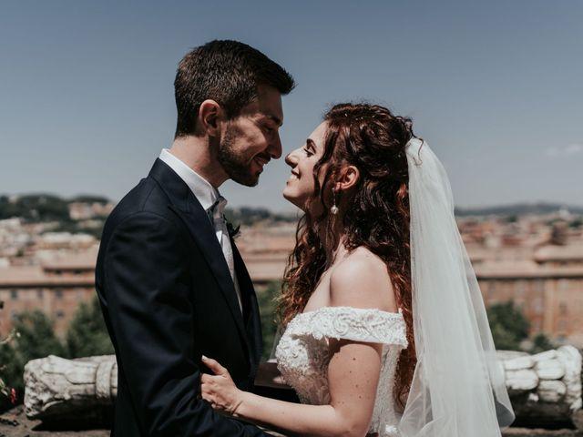 Il matrimonio di Lorenzo e Giulia a Roma, Roma 44