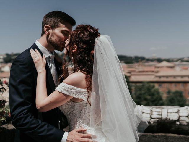 Il matrimonio di Lorenzo e Giulia a Roma, Roma 45