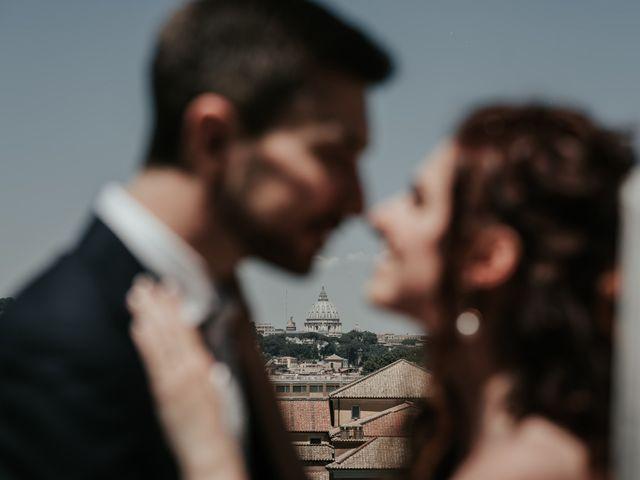Il matrimonio di Lorenzo e Giulia a Roma, Roma 46