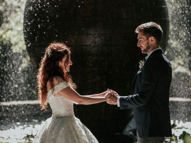 Il matrimonio di Lorenzo e Giulia a Roma, Roma 77