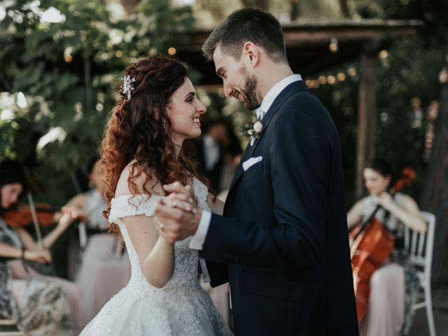 Il matrimonio di Lorenzo e Giulia a Roma, Roma 81