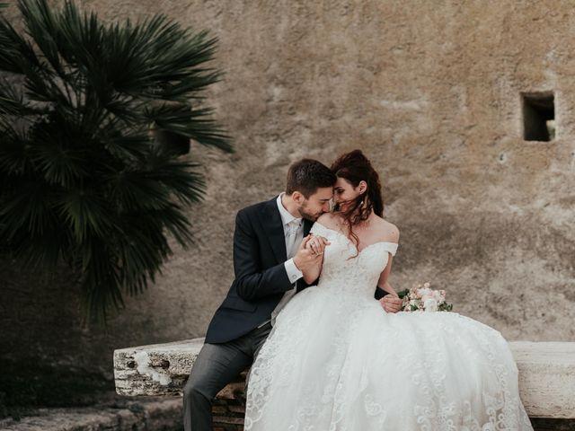 Il matrimonio di Lorenzo e Giulia a Roma, Roma 89