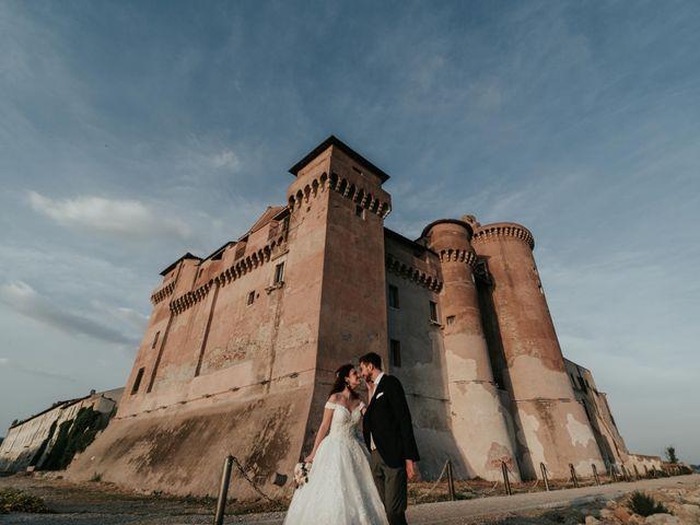 Il matrimonio di Lorenzo e Giulia a Roma, Roma 1