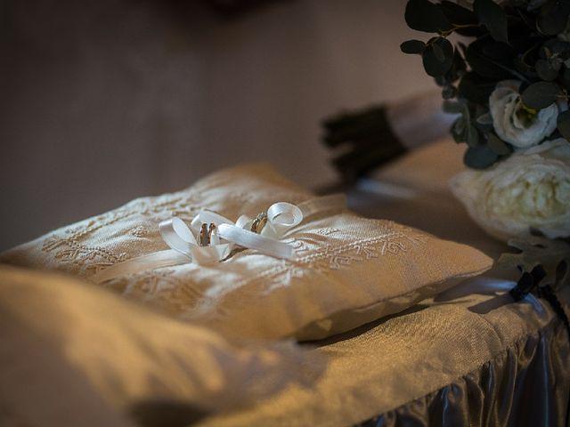 Il matrimonio di Simona e Lorenzo a Tratalias, Cagliari 1