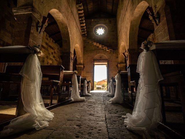 Il matrimonio di Simona e Lorenzo a Tratalias, Cagliari 3