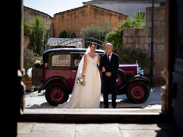 Il matrimonio di Simona e Lorenzo a Tratalias, Cagliari 9