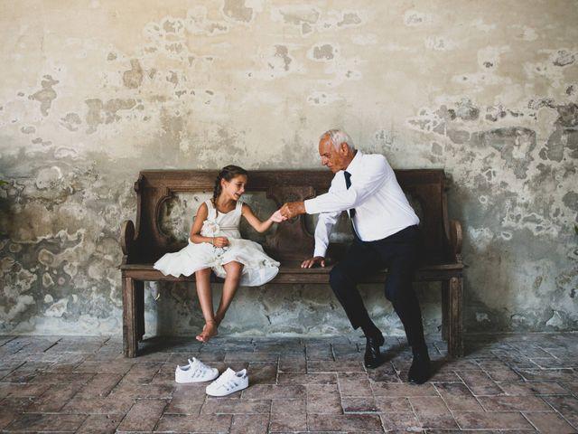 Il matrimonio di Marcello e Ilenia a Gussola, Cremona 20