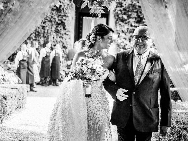 Il matrimonio di Marcello e Ilenia a Gussola, Cremona 28