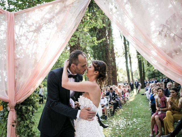 Il matrimonio di Marcello e Ilenia a Gussola, Cremona 32