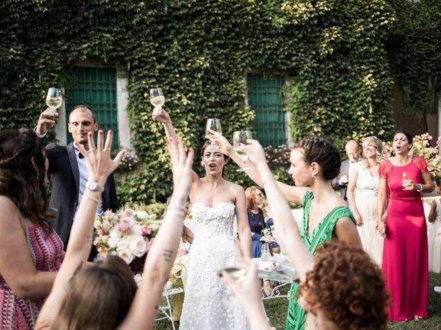 Il matrimonio di Marcello e Ilenia a Gussola, Cremona 38
