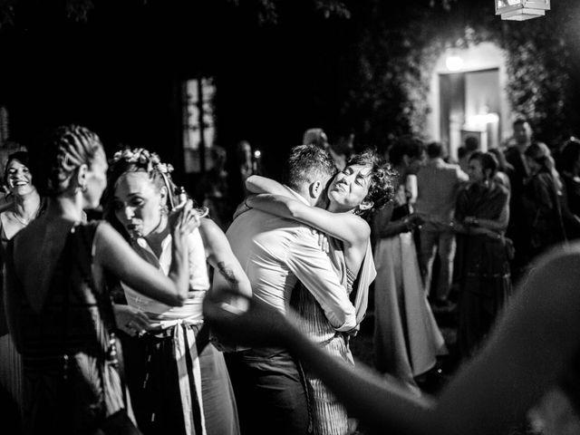 Il matrimonio di Marcello e Ilenia a Gussola, Cremona 64