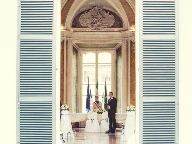 Il matrimonio di Simone e Stefania a Brescia, Brescia 22