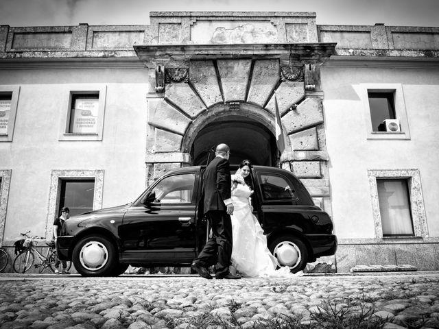 Il matrimonio di Simone e Stefania a Brescia, Brescia 23
