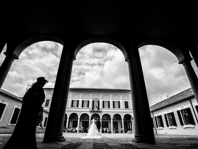 Il matrimonio di Simone e Stefania a Brescia, Brescia 24