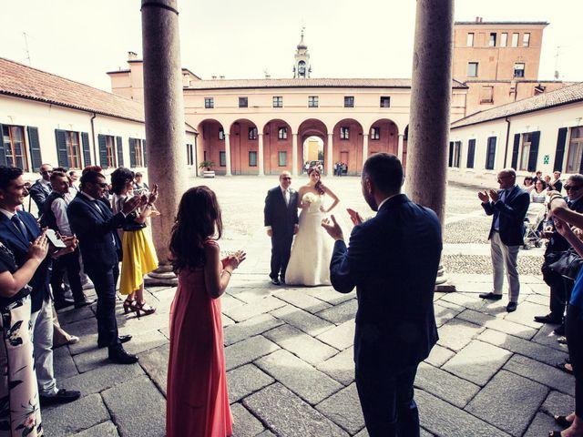 Il matrimonio di Simone e Stefania a Brescia, Brescia 25