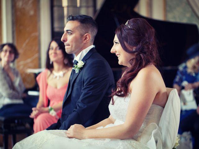 Il matrimonio di Simone e Stefania a Brescia, Brescia 26