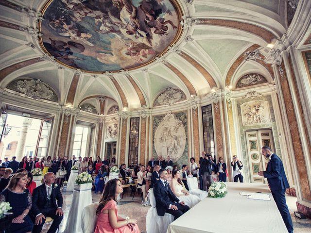 Il matrimonio di Simone e Stefania a Brescia, Brescia 27