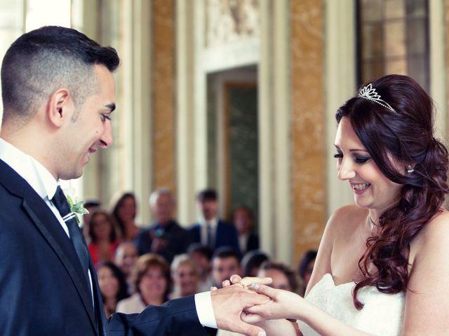 Il matrimonio di Simone e Stefania a Brescia, Brescia 28
