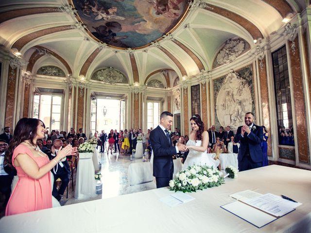 Il matrimonio di Simone e Stefania a Brescia, Brescia 29