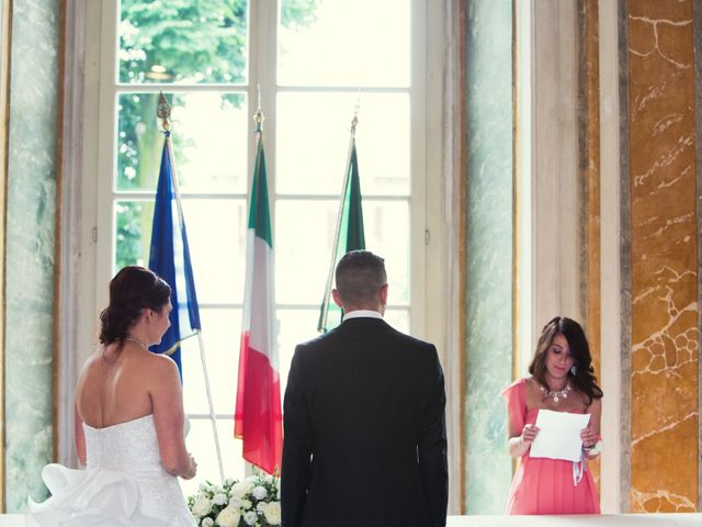 Il matrimonio di Simone e Stefania a Brescia, Brescia 30