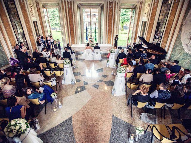 Il matrimonio di Simone e Stefania a Brescia, Brescia 31