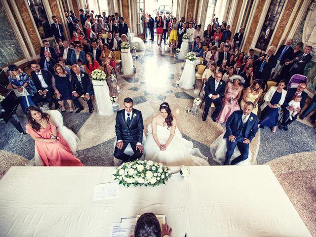 Il matrimonio di Simone e Stefania a Brescia, Brescia 33
