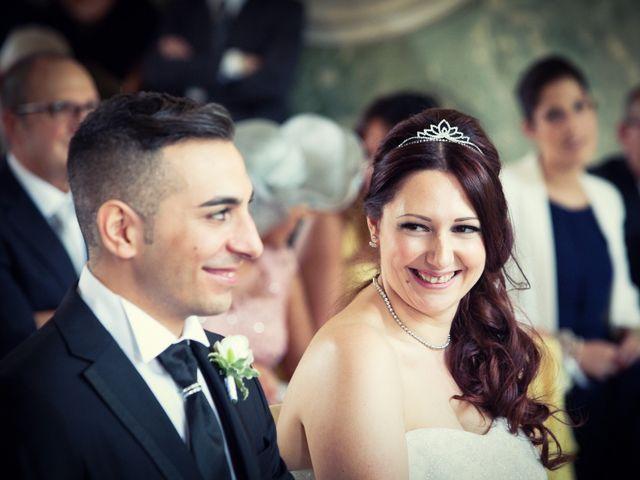 Il matrimonio di Simone e Stefania a Brescia, Brescia 34