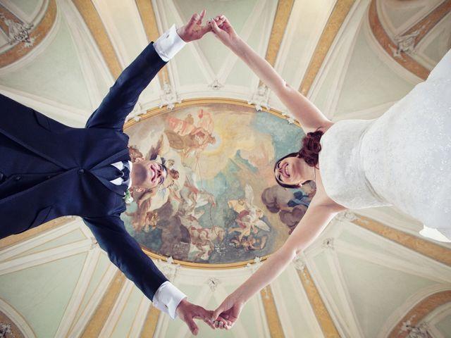 Il matrimonio di Simone e Stefania a Brescia, Brescia 35