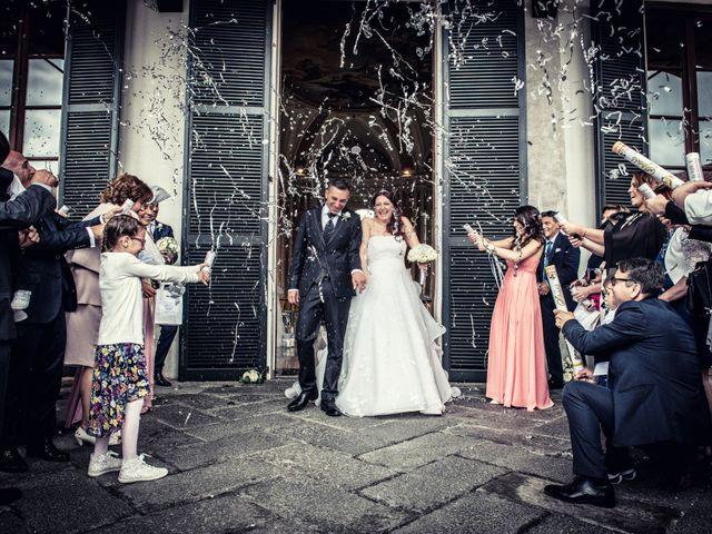 Il matrimonio di Simone e Stefania a Brescia, Brescia 36