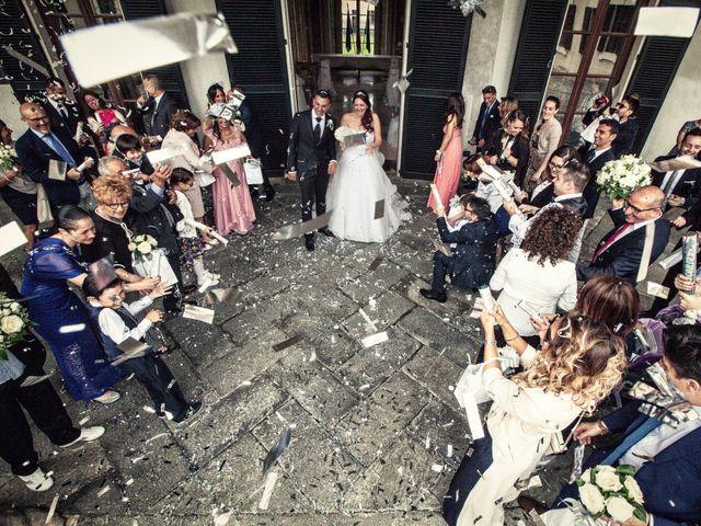 Il matrimonio di Simone e Stefania a Brescia, Brescia 37