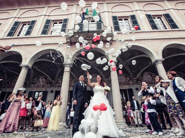 Il matrimonio di Simone e Stefania a Brescia, Brescia 39