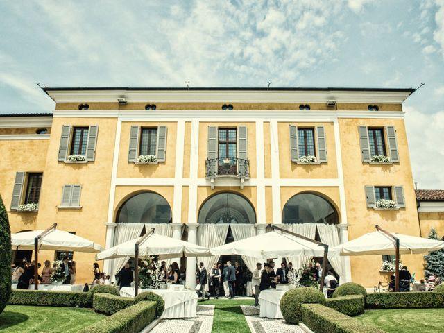 Il matrimonio di Simone e Stefania a Brescia, Brescia 43