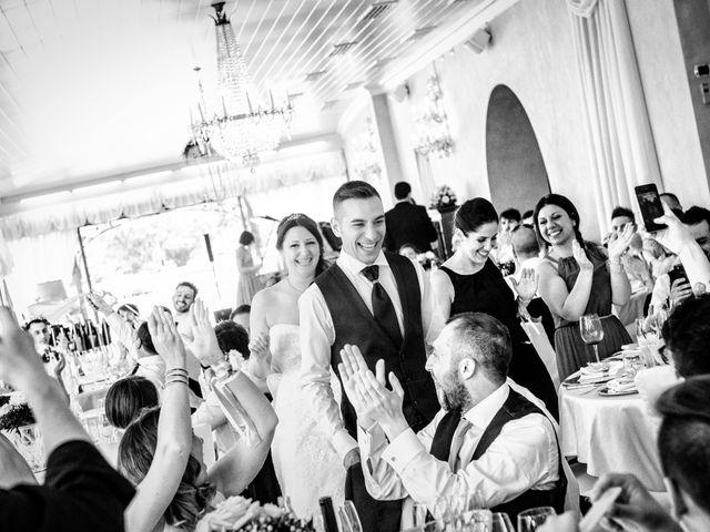 Il matrimonio di Simone e Stefania a Brescia, Brescia 45