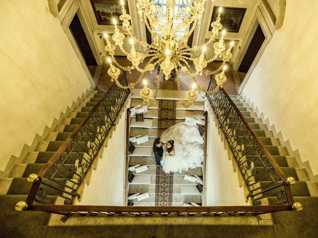 Il matrimonio di Simone e Stefania a Brescia, Brescia 46