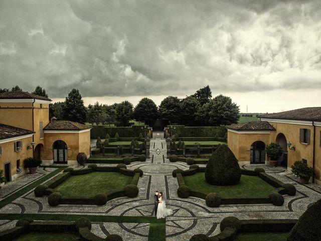Il matrimonio di Simone e Stefania a Brescia, Brescia 48