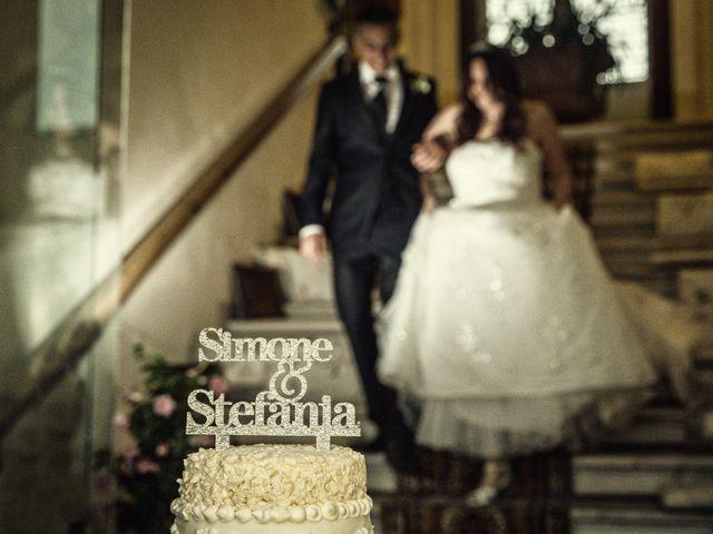 Il matrimonio di Simone e Stefania a Brescia, Brescia 50