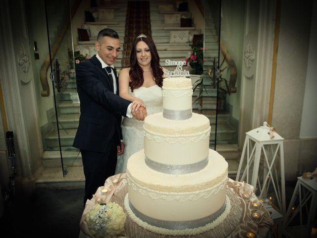 Il matrimonio di Simone e Stefania a Brescia, Brescia 51