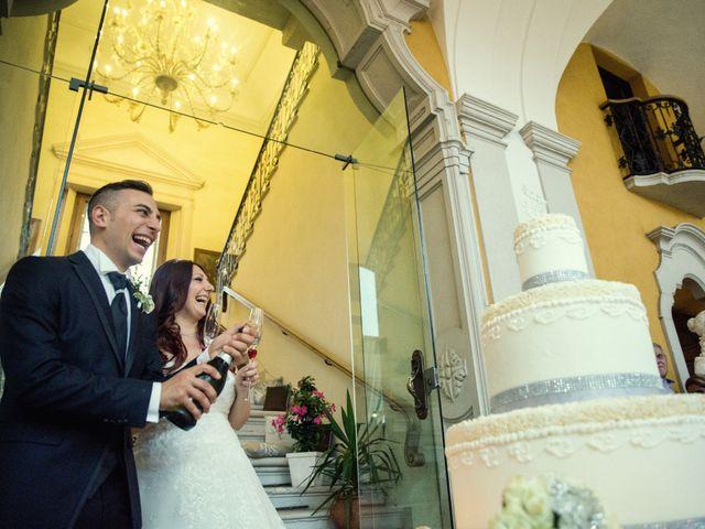 Il matrimonio di Simone e Stefania a Brescia, Brescia 52