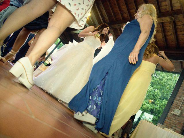 Il matrimonio di Simone e Stefania a Brescia, Brescia 56