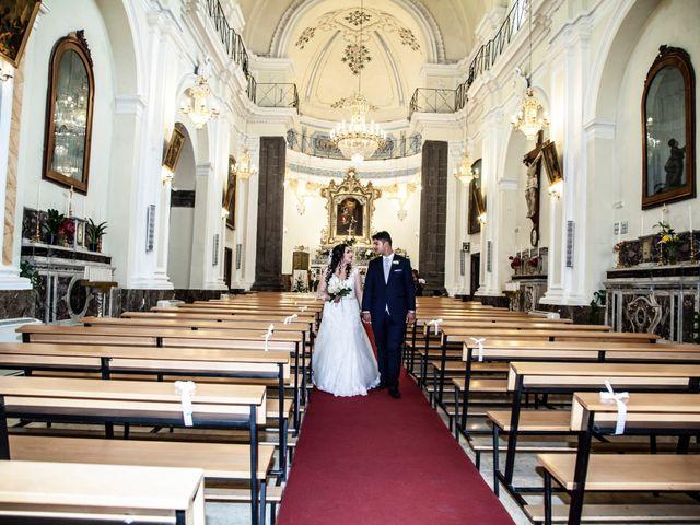 Il matrimonio di Agatino e Nunziatina a Adrano, Catania 8