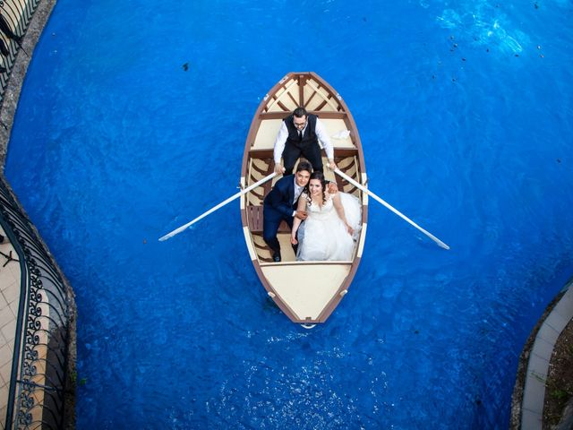 Le nozze di Nunziatina e Agatino