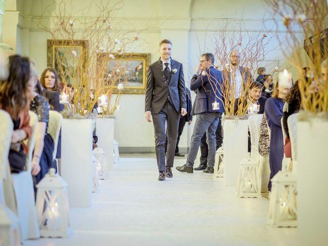 Il matrimonio di Riccardo e Claudia a Stezzano, Bergamo 25