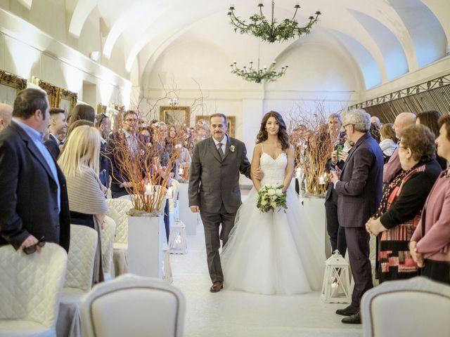 Il matrimonio di Riccardo e Claudia a Stezzano, Bergamo 26