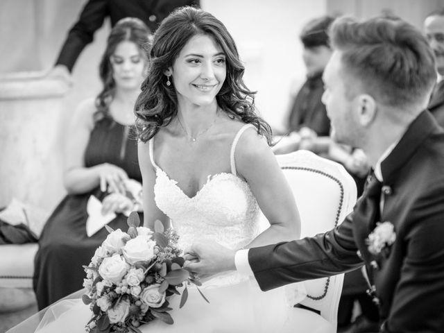 Il matrimonio di Riccardo e Claudia a Stezzano, Bergamo 28