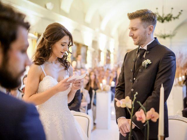 Il matrimonio di Riccardo e Claudia a Stezzano, Bergamo 32
