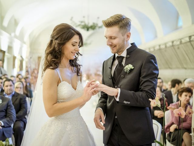 Il matrimonio di Riccardo e Claudia a Stezzano, Bergamo 36